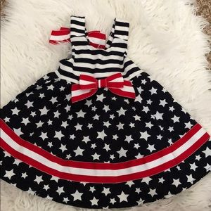 Other - 4th of July Dress